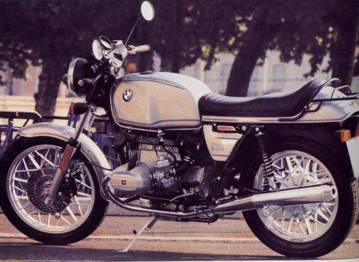 BMW R 100 technical specifications